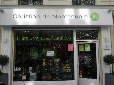 Caviste Christian de Montaguère