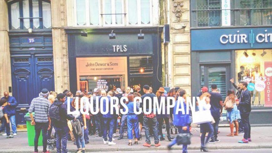 Liquors Company Paris