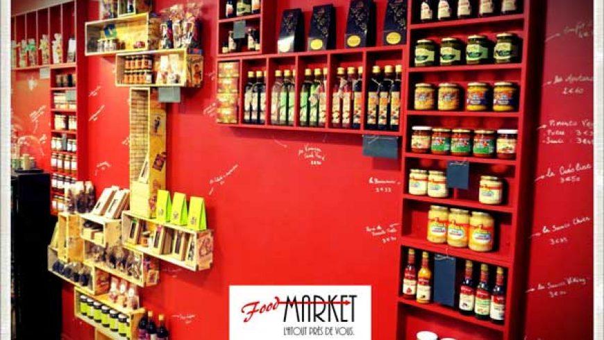 Food Market Fort-de-France