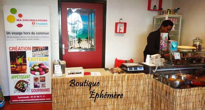 Ma Gourmandise et Evasion – Boutique Éphémère
