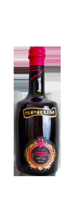 Sprum Hibiscus Passion avec fruits